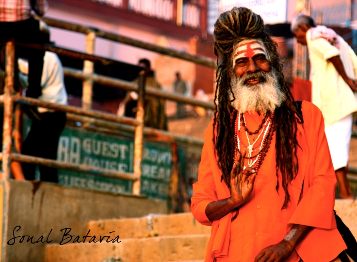 Hari Om, Hari om - Welcome to the Great Ganges