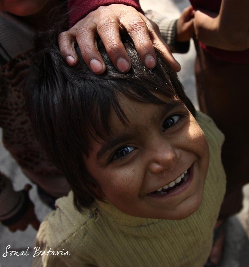 A day at the Delhi slums