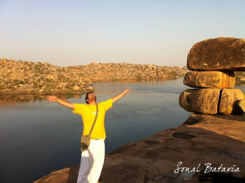 Left my heart in Hampi.